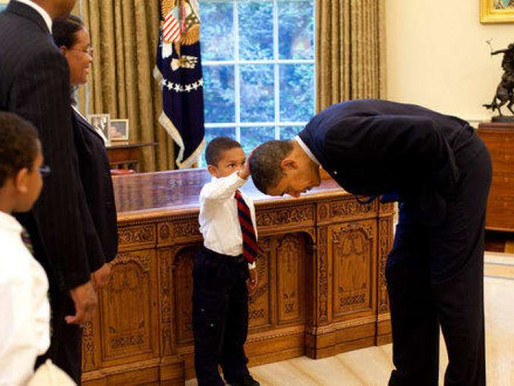 Obama's Photographer Had Portuguese Grandparents