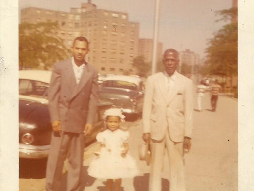 My Father, Grandfather and I