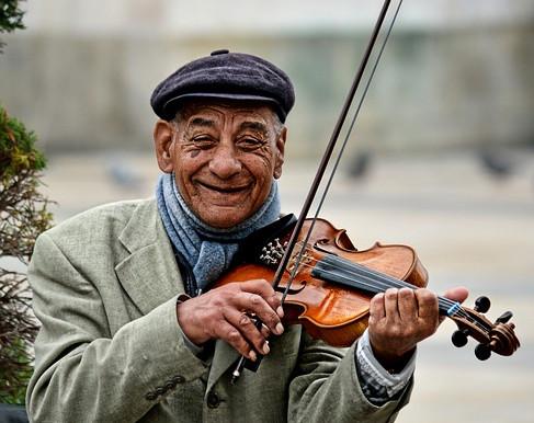 Violin Art: Rhapsody in Wood
