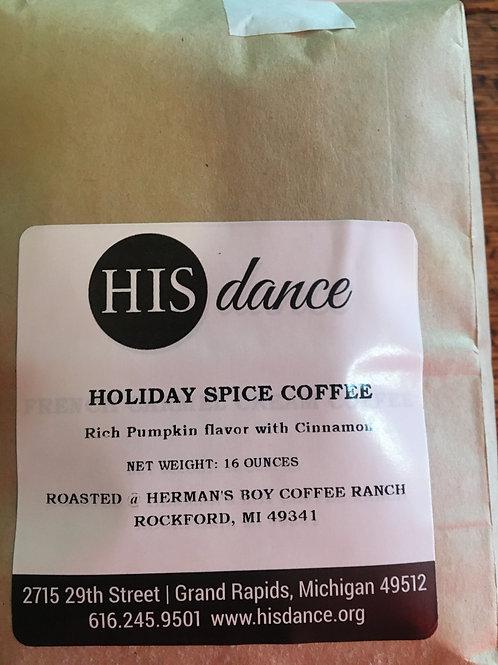 Holiday Spice Decaf Coffee 1lb