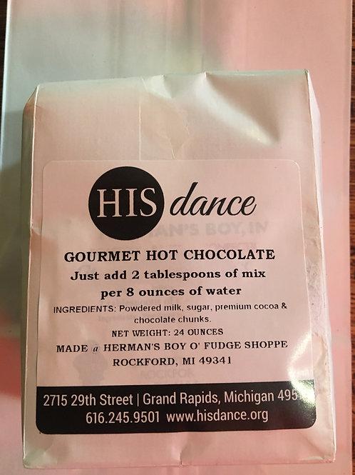 Gourmet Hot Chocolate 24oz