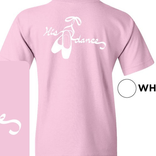 HIS T-Shirt Adult - Pink