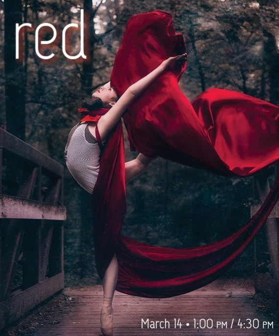 """""""RED"""" 2020 PC: Jon Clay Photography"""