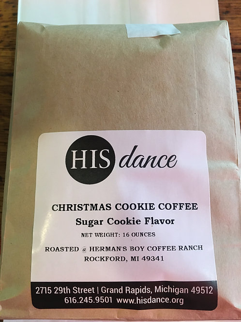 Christmas Cookie Decaf Coffee 1lb