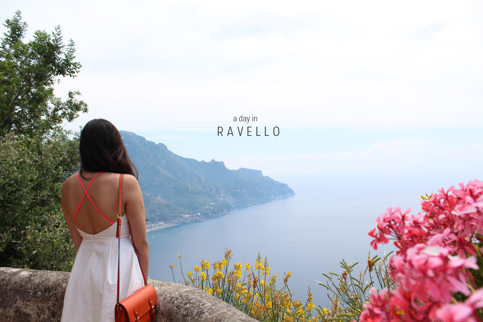 A DAY IN RAVELLO