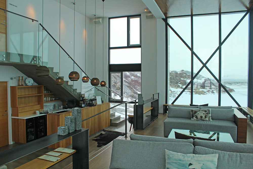 Northern Lights Bar | Ion Hotel, Iceland