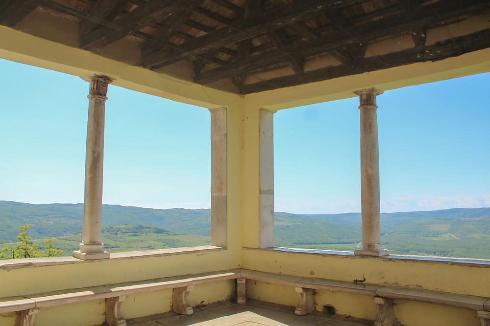 Views from Motovun