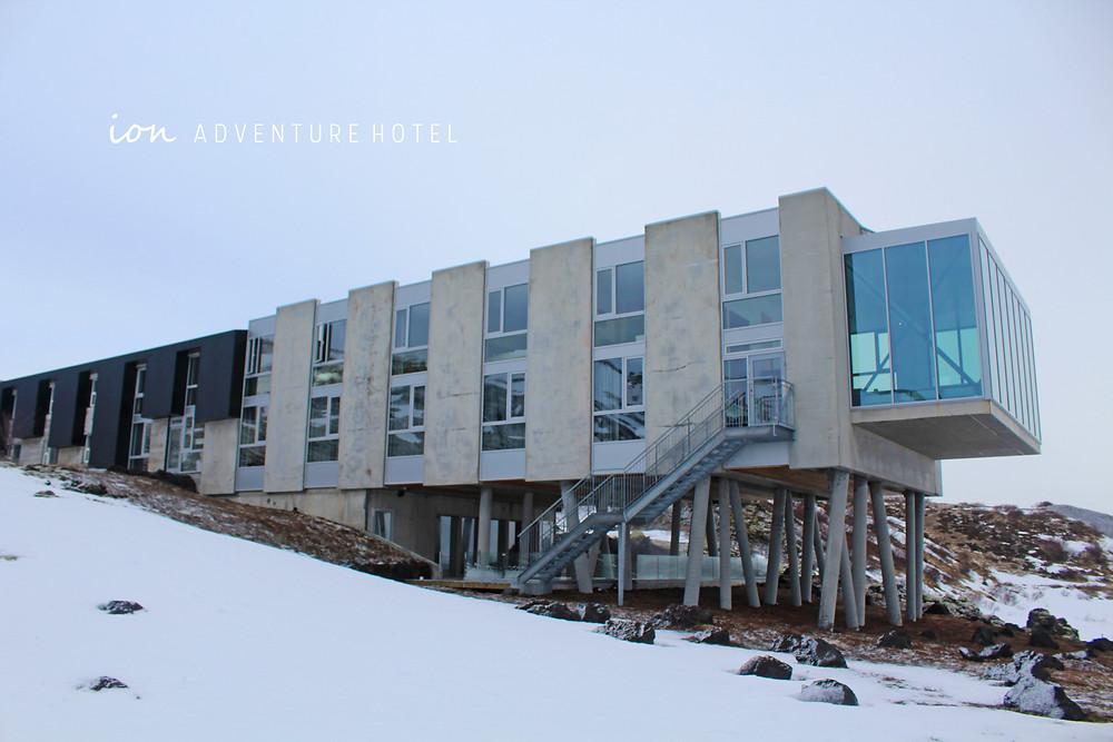 Ion Hotel, Iceland