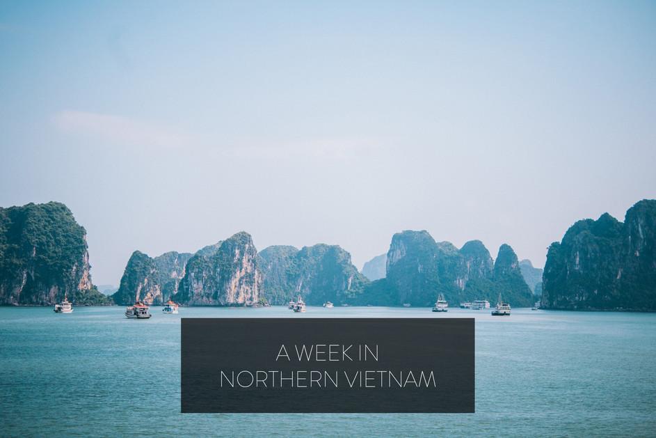 A Week in Northern Vietnam
