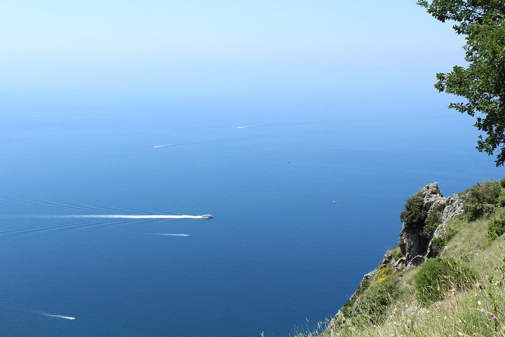 Sentiero Degli Dei Hike, Amalfi Coast