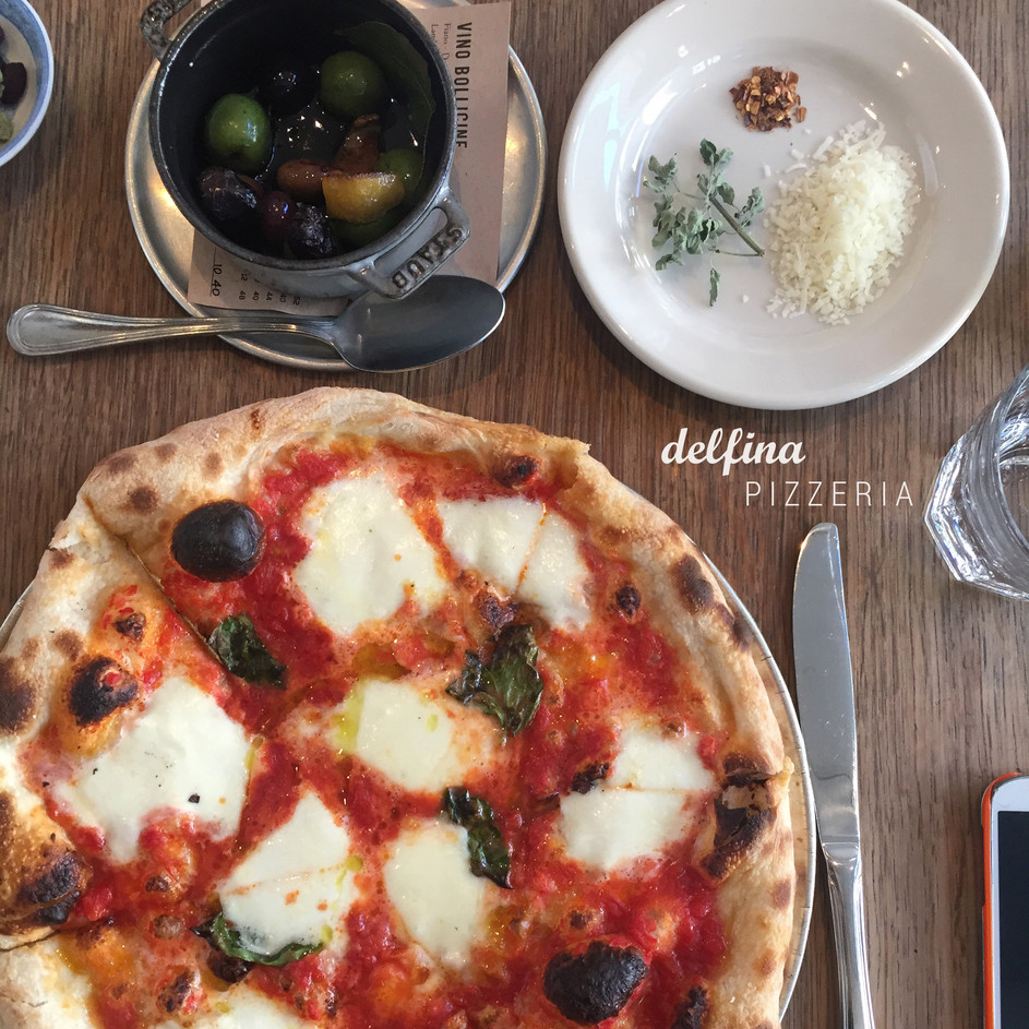 LOCAL LOVE | DELFINA PIZZERIA