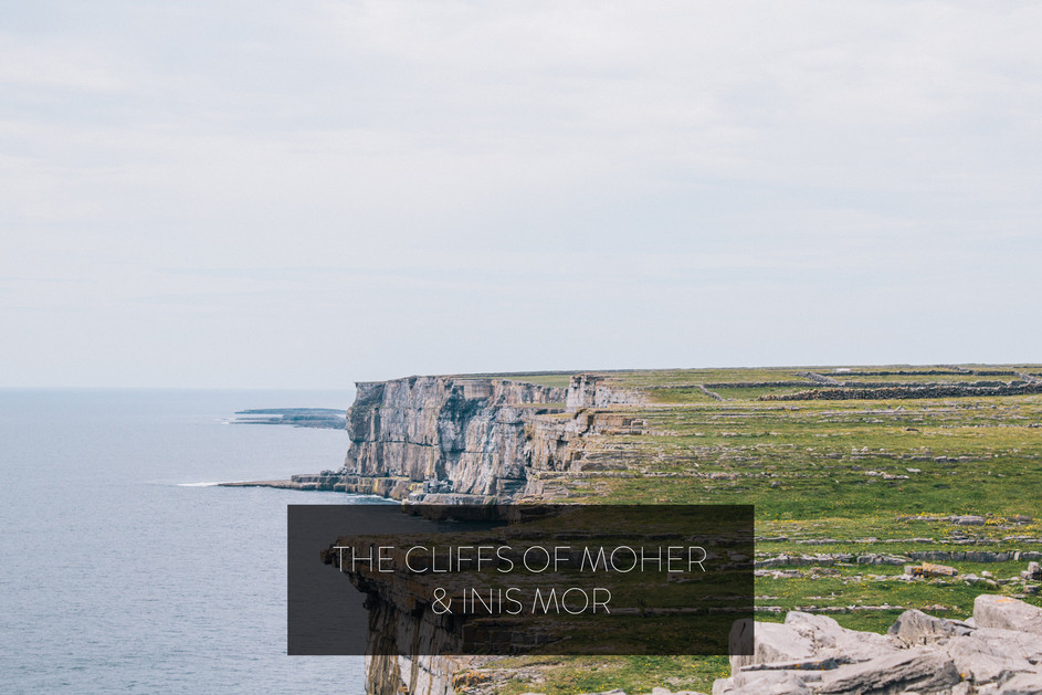 THE CLIFFS OF MOHER & INIS MOR