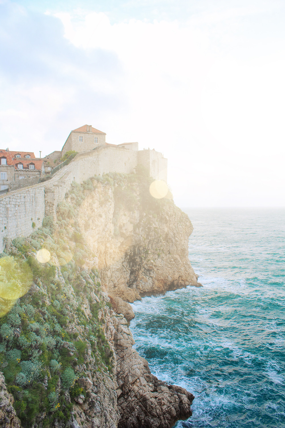 Dubrovnik's city walls
