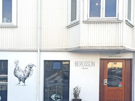BREAKFAST AT BERGSSON MATHUS
