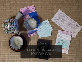 Beginner's Guide to Japan Rail