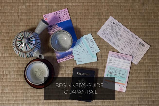 Beginner's Guide to Japan Rail