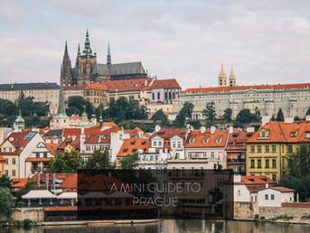 A Mini Guide to Prague