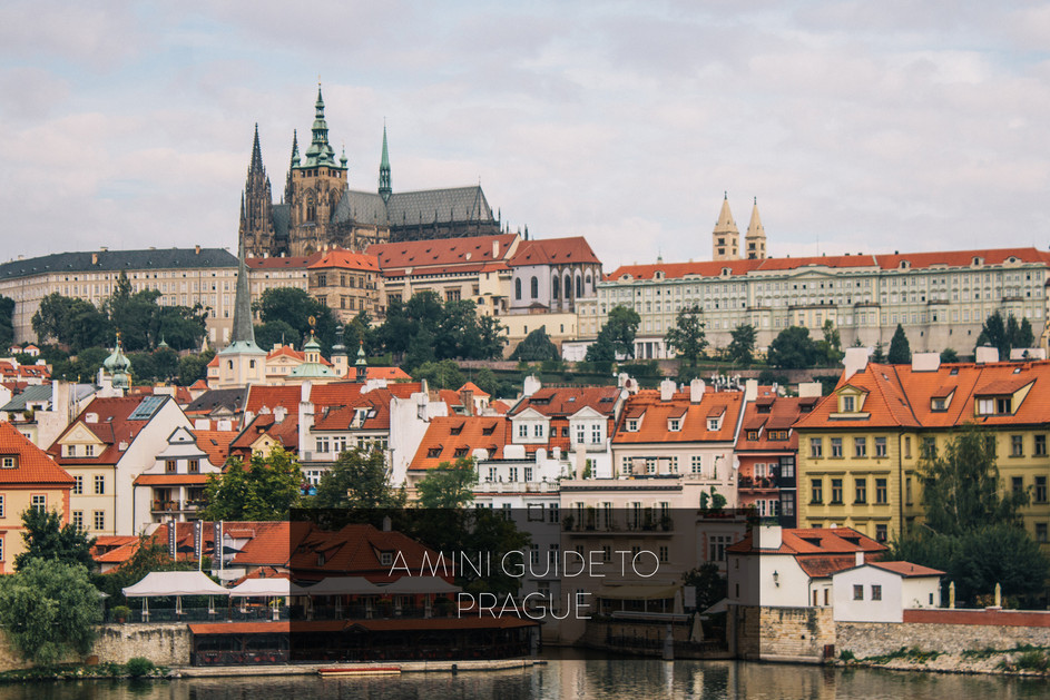 A Mini Guide to Prague