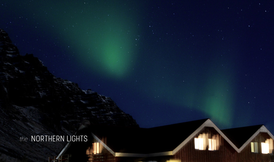 #HUMBLED | THE NORTHERN LIGHTS