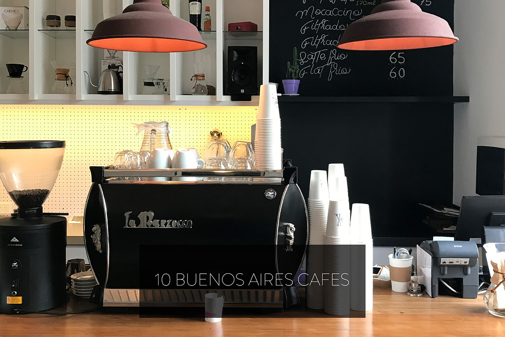 CUERVO CAFE, BUENOS AIRES