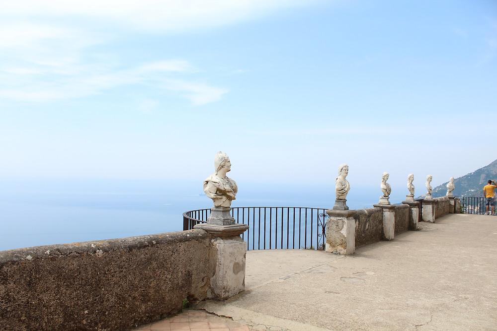 Terrazzo dell'Infinito, Ravello, Italy