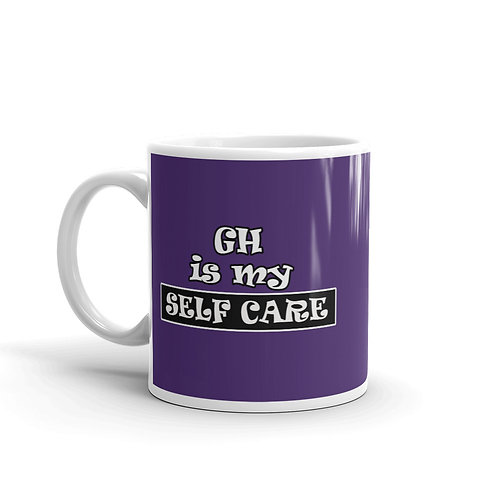 GH Is My Self Care Mug - Purple