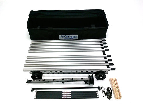 ProCam Motion Dolly Kit 12ft