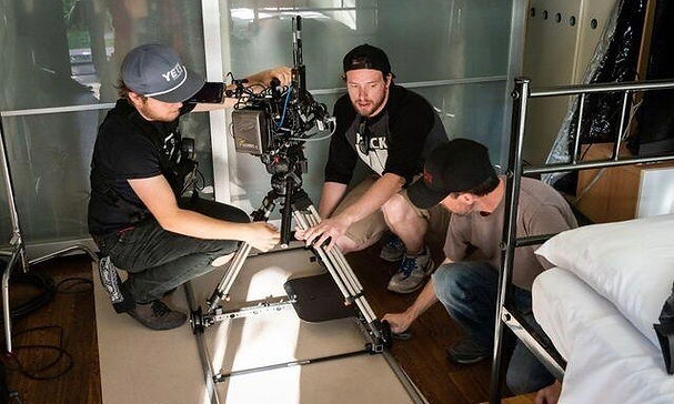 ProCam Motion Dolly Kit Film Set Unholy Blood