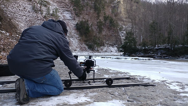 ProCam Motion Camera Dolly on location