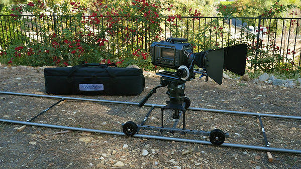 ProCam Motion Dolly and Riser Kit