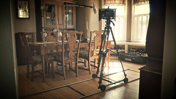 ProCam Motion Dolly Kit on set