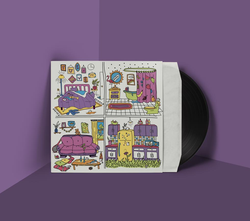 Turnover - Vinyl