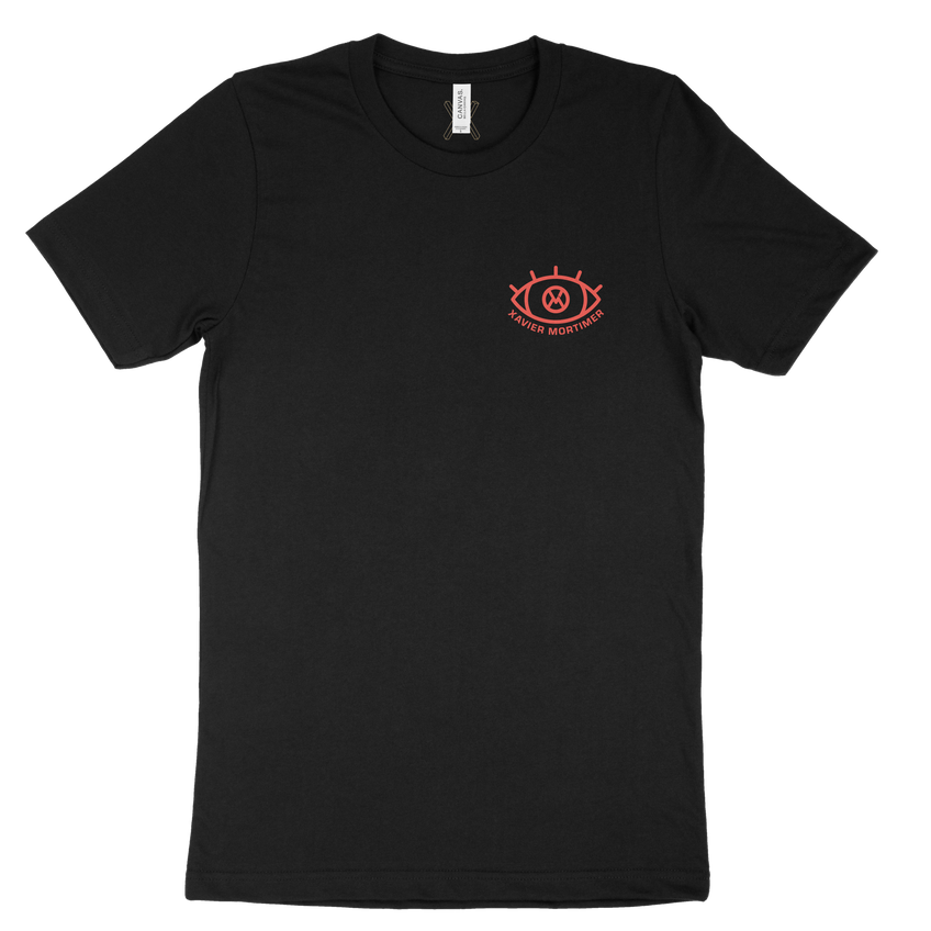 Open Your Eyes Tee Front