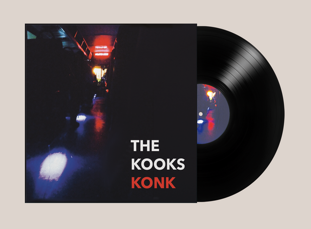 The Kooks Vinyl