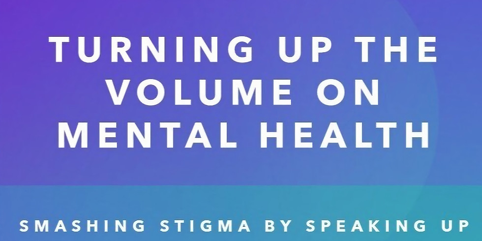 Turning Up the Volume on Mental Health