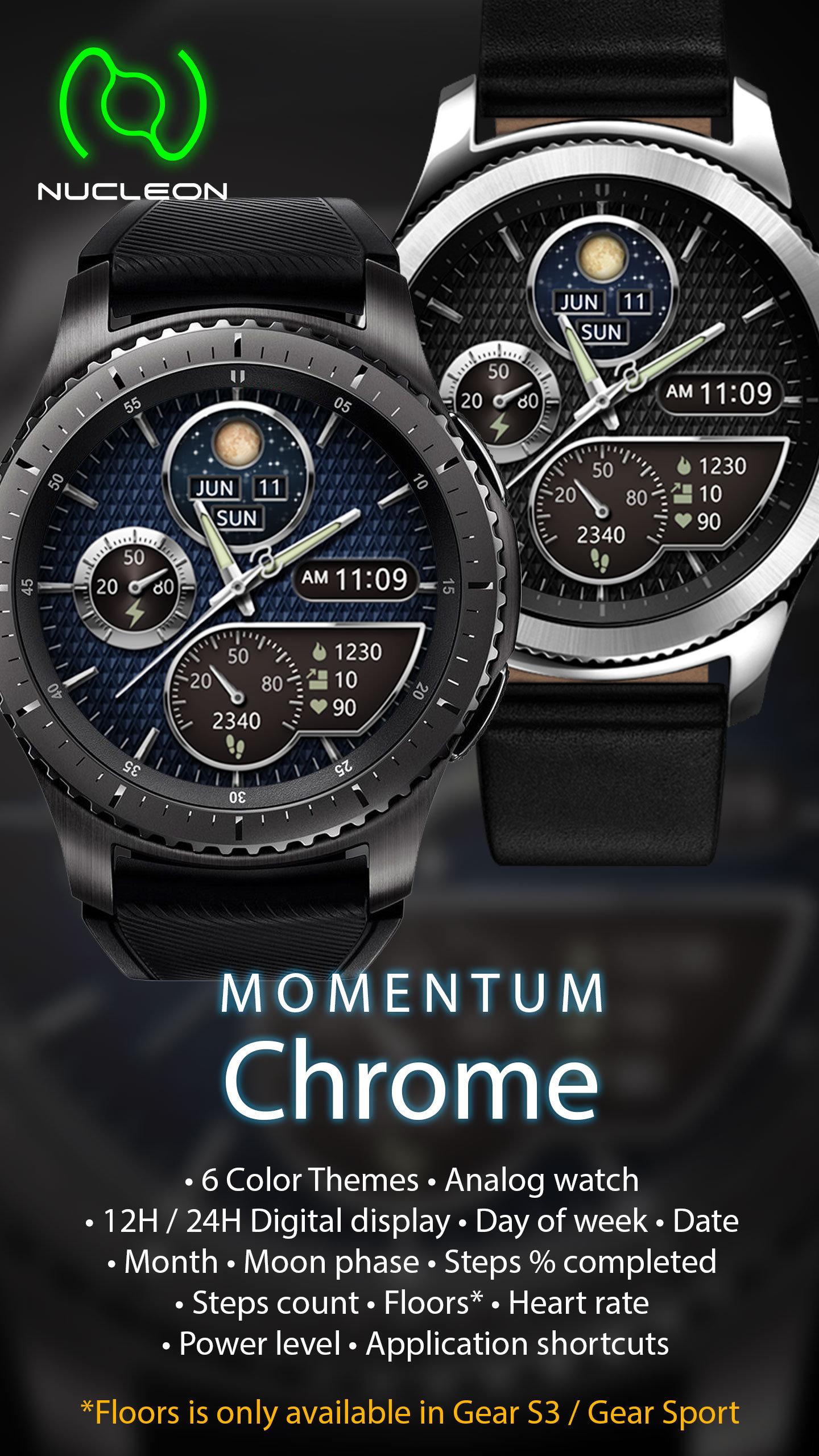 Momentum Chrome