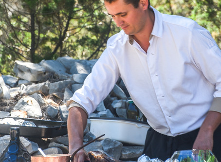 Hvar Chef Review - Amazing Jerolim Island BBQ