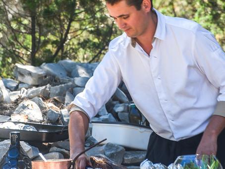 Hvar Chef Review - Amazing Jerolim Island BBQ