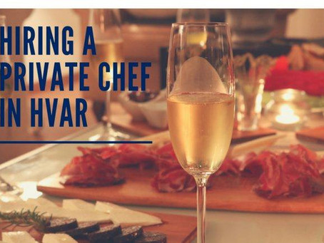 Hvar Chef Review - Hiring a Private Chef in Hvar