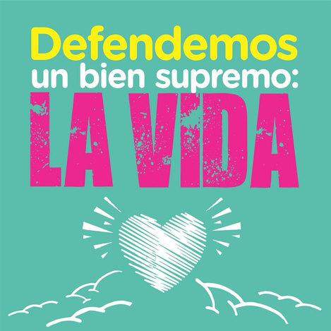 Defendemos la vida