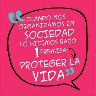 Proteger la vida