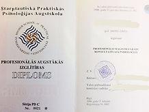 Перевод диплома Латвия