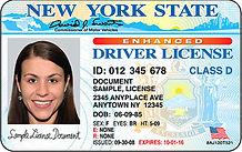 Перевод водительского удостоверения США