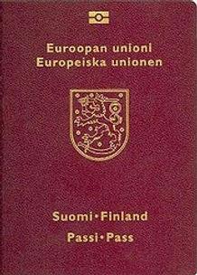 Перевод финского паспорта на русский