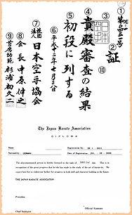 Перевод диплома Япония