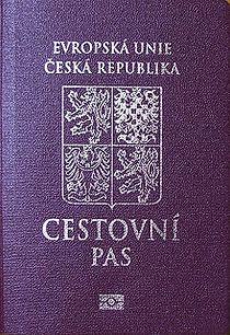 Перевод чешского паспорта на русский