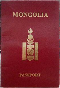 Перевод монгольского паспорта на русский