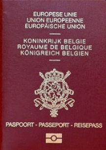 Перевод бельгийского паспорта на русский