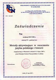 Перевод диплома Польша