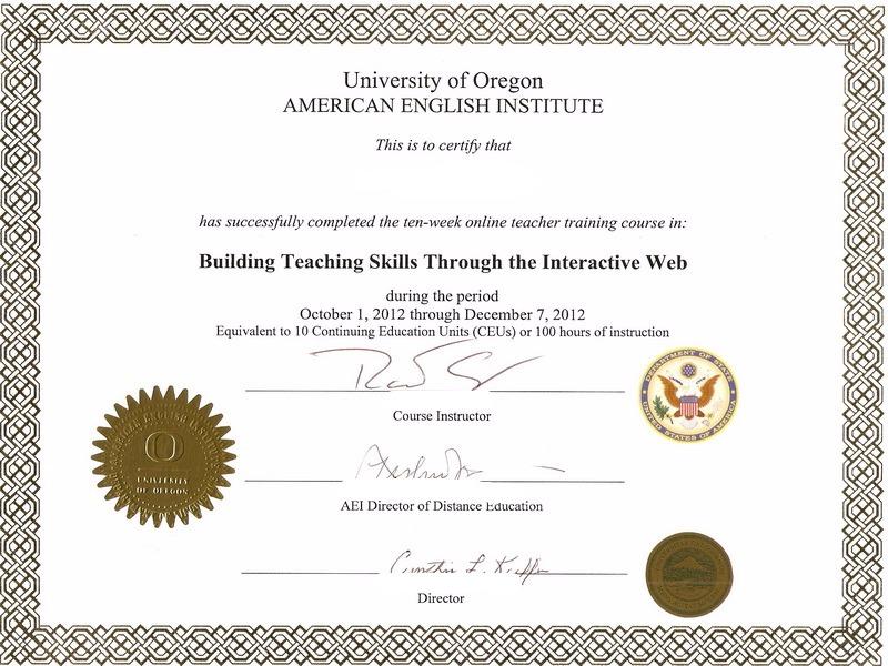 Перевод диплома полученного в США на